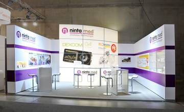 Messestand mieten Messestand nintamed