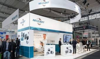 Messestand Bau neugart
