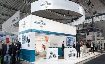 Messestand mieten Messestand neugart
