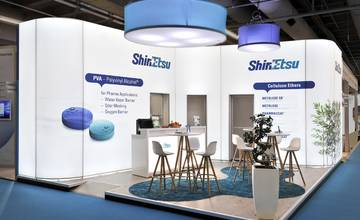 Messestand mieten Messestand shinetsu