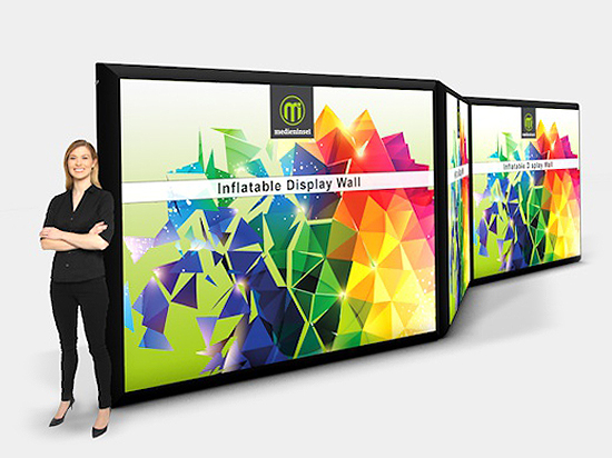 Outdoor RollUp Displays
